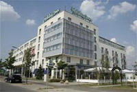 отель holiday inn berlin schoenefeld airport 4*